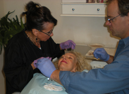 Learning permanent makeup